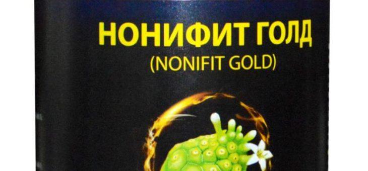 Компания «АндиФарм» подала заявку на регистрацию товарного знака НОНИФИТ ГОЛД